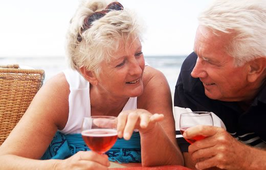 Dating-profil über 60